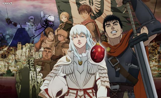 Berserk: Egg of the King Act I : critique [Fantasia 2012]