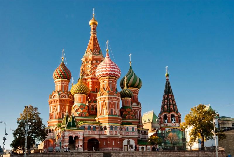 à la recherche d'un appartement pour un voyage en Russie