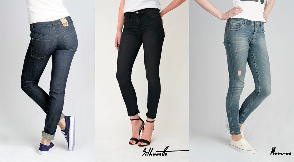 un vêtement que j'apprécie beaucoup : le jean boyfriend.