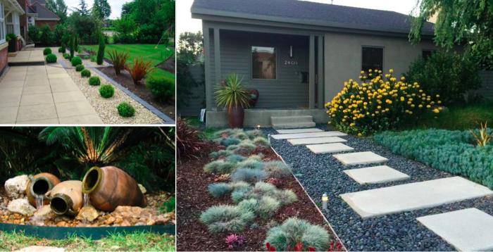 Des idées pour décorer le jardin de la maison