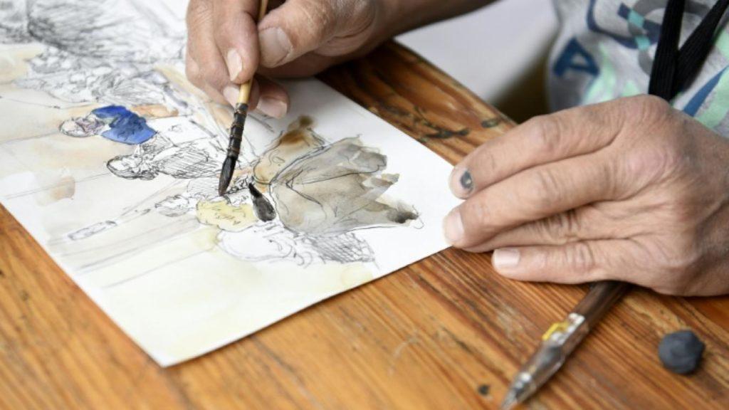 La profession de dessinateur est-il un métier d'artiste ?