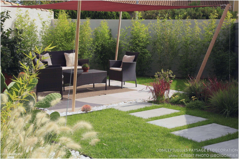 Idee Deco Petit Jardin idee amenagement jardin devant maison