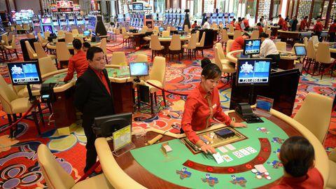 Les Sites de paris sud-coréens et casinos