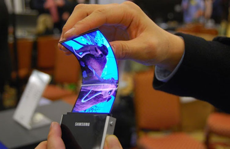 L'avenir de votre smartphone est-il pliable ?