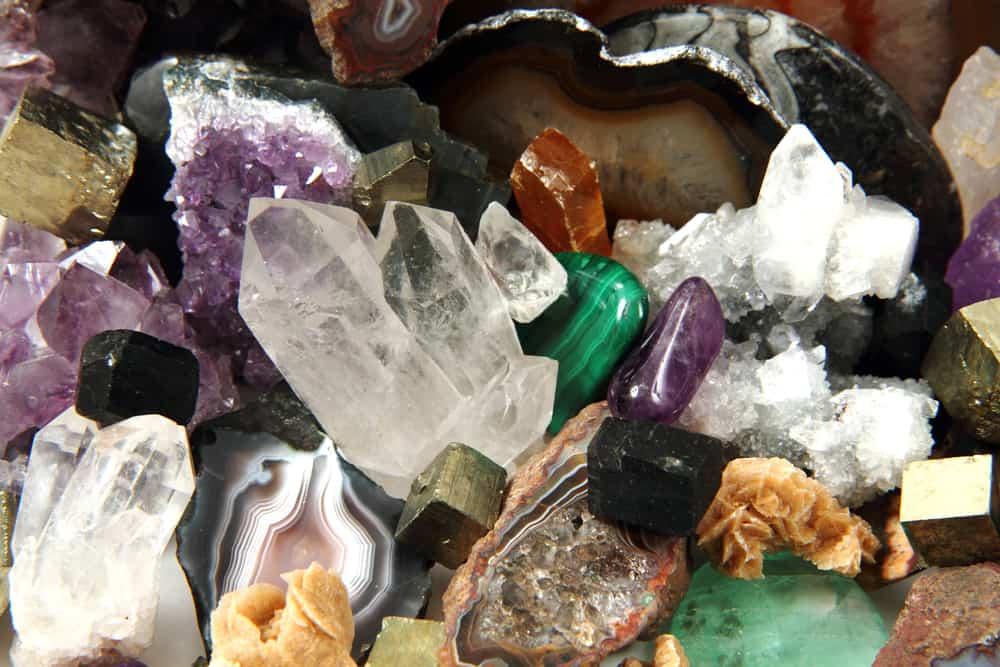 Qu'apporte les pierres naturelles dans notre Spiritualité ?