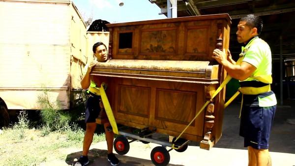 Comment déplacer un piano en toute sécurité ?