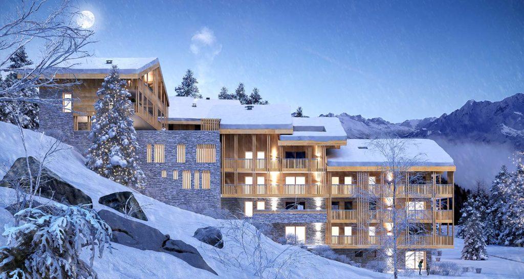 Les Cristaux à Châtel, votre appartement neuf en Haute-Savoie