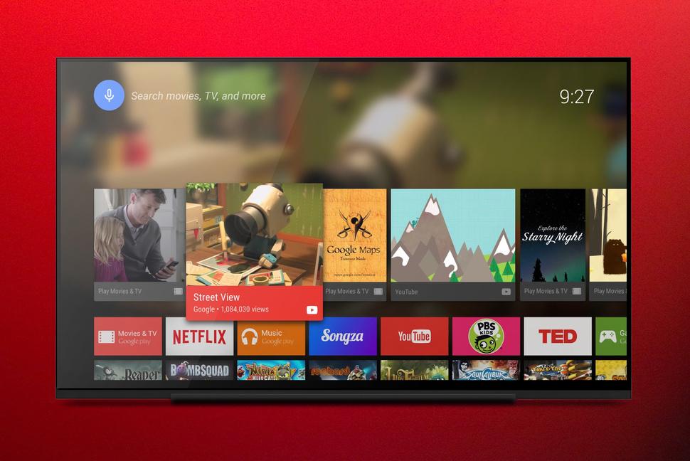 Qu'est-ce qu'une boîte Android TV et comment fonctionne-t-il?