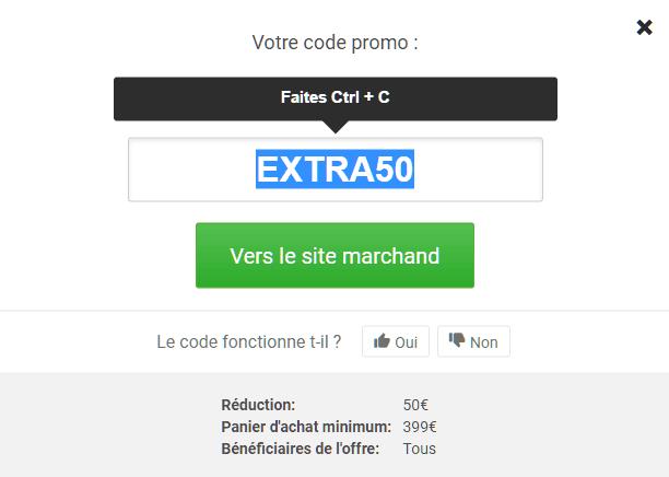 Comment utiliser les codes promo ?