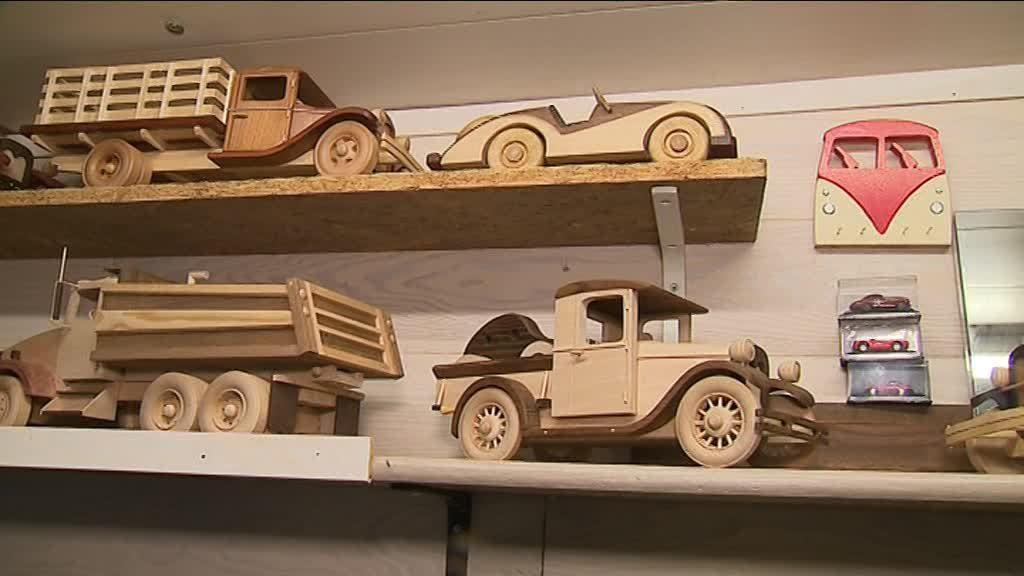 l'histoire des jouets en bois