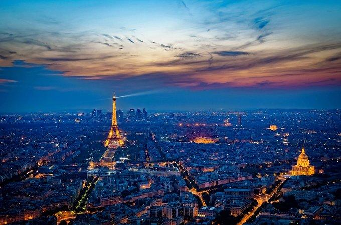 Les 5 meilleurs monuments  parisiens à voir absolument