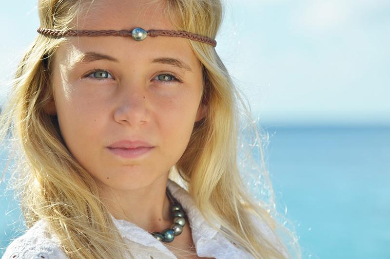 Inspiration mode! Les bijoux en perles de Tahiti