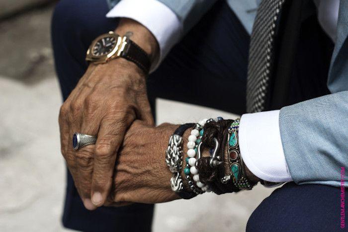 Conseils pour porter des bijoux pour hommes