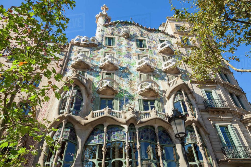 Les bonnes raisons de visiter Casa de Batlló  en famille