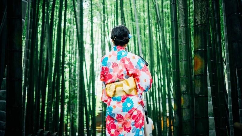5 raisons de porter un kimono