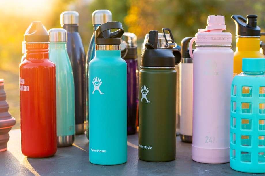 Gourde en inox et bouteille d'eau en plastique: quels sont les avantages des Gourdes d'eau en acier inox