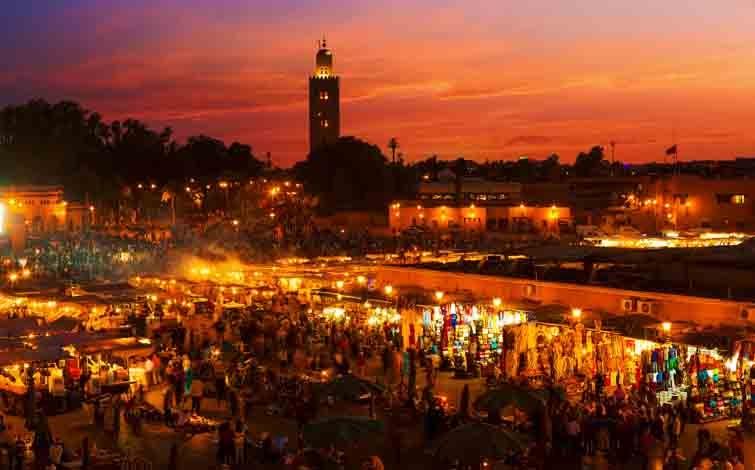 Organiser un séminaire à Marrakech