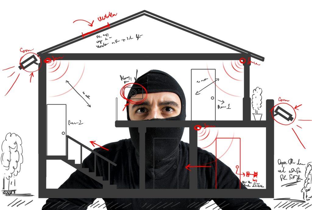Comment protéger votre maison contre le cambriolage et le crime ?