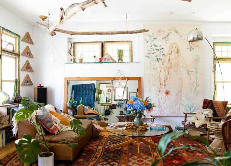 Comment clouer le style bohème dans votre maison ?