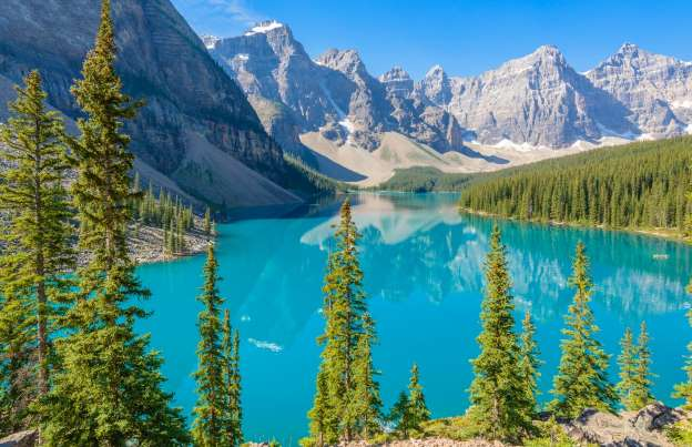Top 6 des meilleurs parcs canadiens