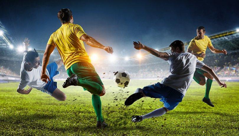 Meilleures applications et sites de score football en 2019