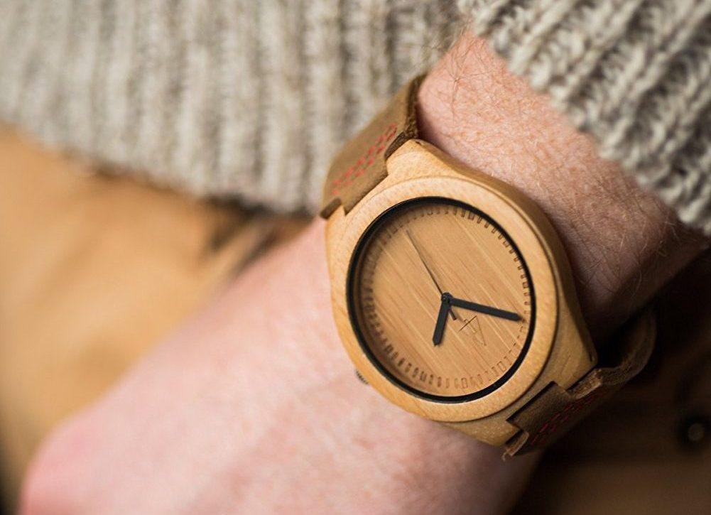 Les 5 raisons de porter une montre en bois