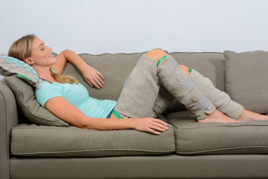 Avantages de l'utilisation de tapis d'acupression: