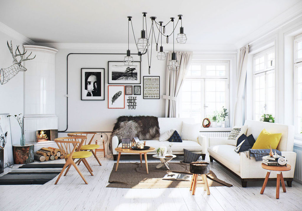 3 raisons de choisir le style scandinave