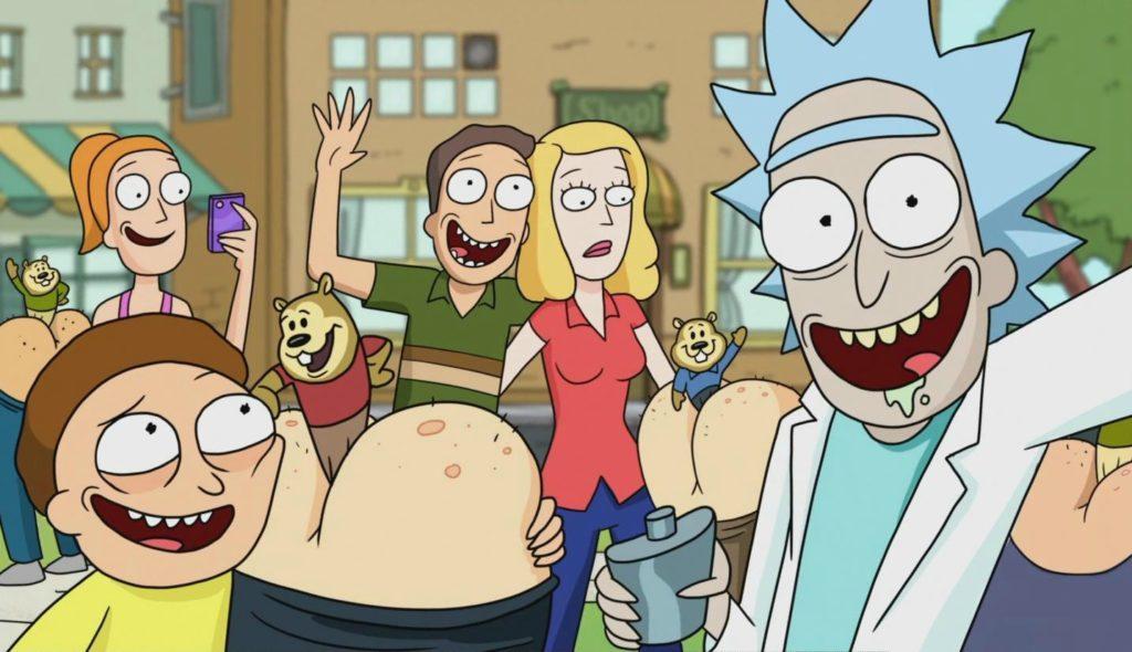 Meilleurs cadeaux Rick et Morty: