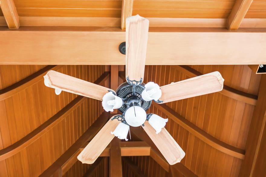 Pourquoi installer un ventilateur de plafond?