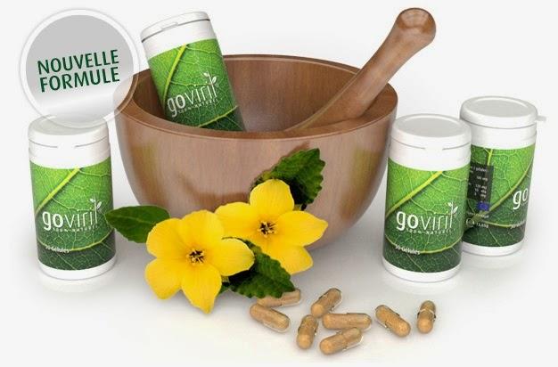 Quels sont les ingrédients de Goviril