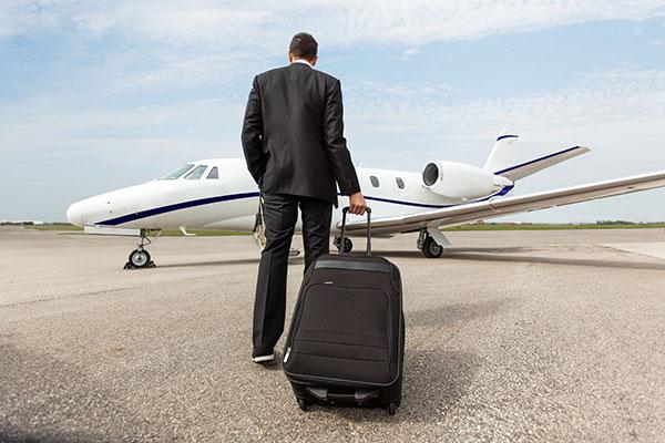 Où affréter un jet privé
