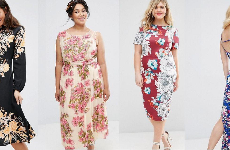 3 choses à savoir sur les robes fleuries.