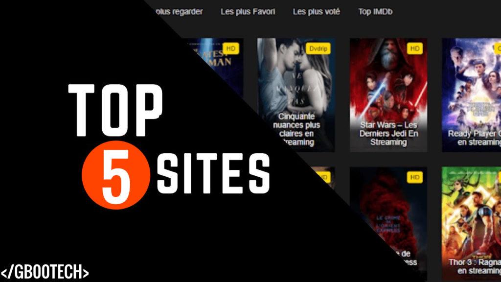Plus de 5 sites pour regarder des films gratuits