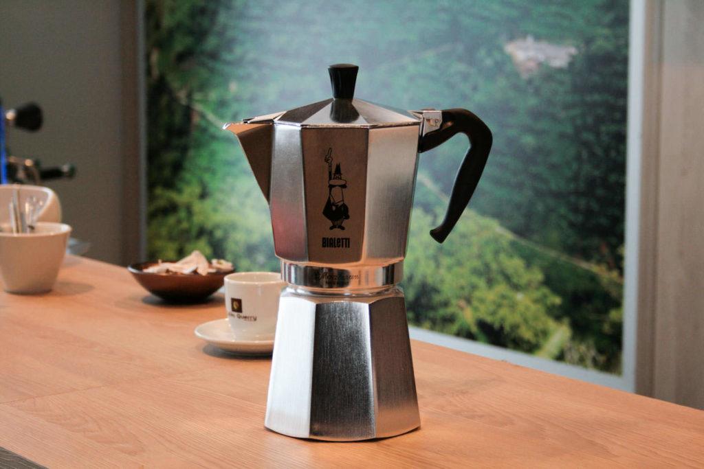 Qu'est-ce qu'une cafetière italienne ?