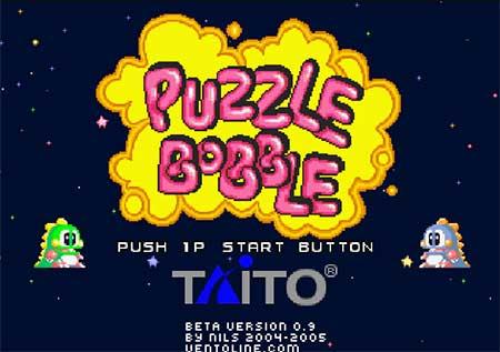 Qu'est-ce c'est que puzzle bubbles ?