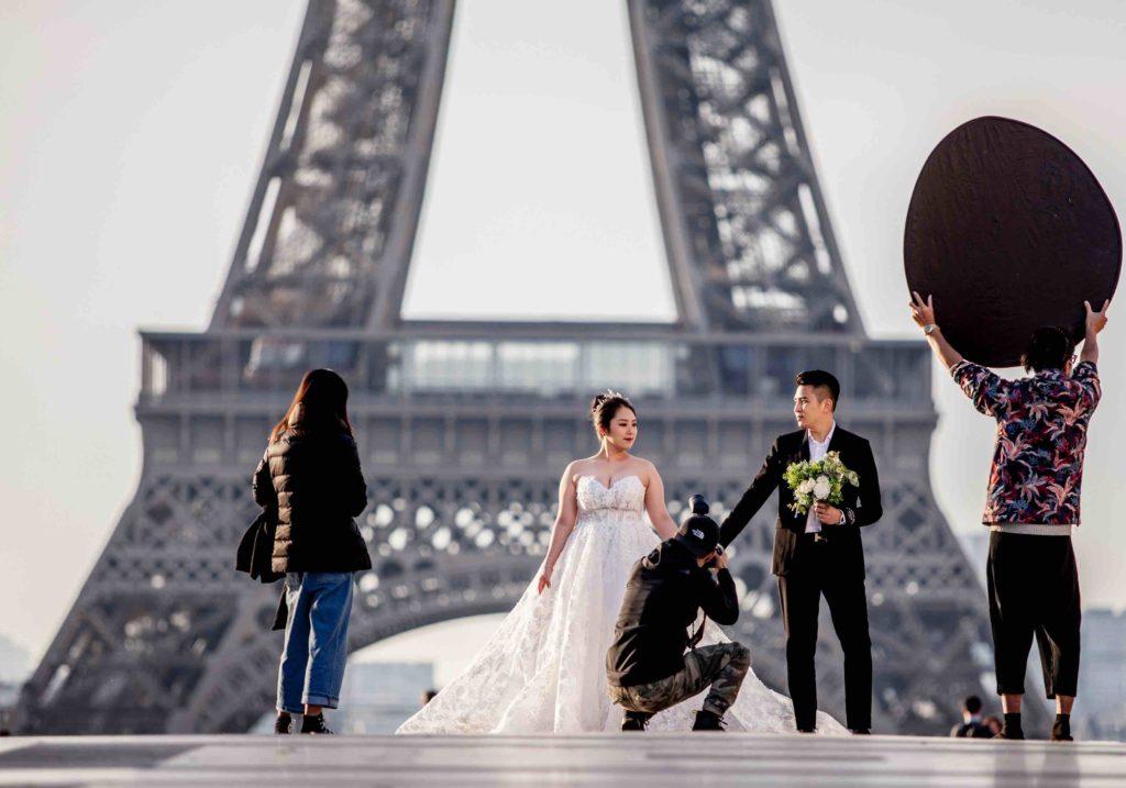 4 étapes pour trouver un grand photographe de mariage