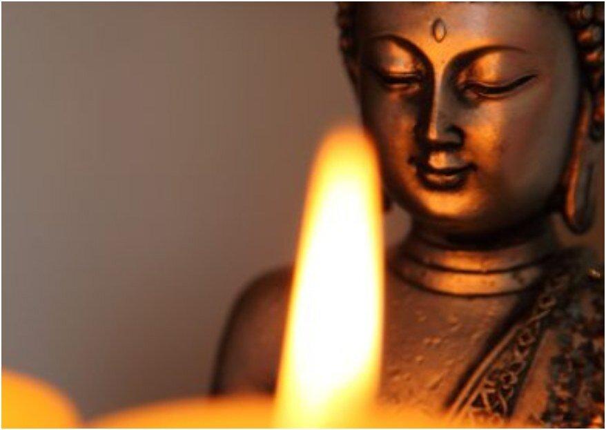 6 façons uniques de décorer votre lieu avec des arts bouddhistes