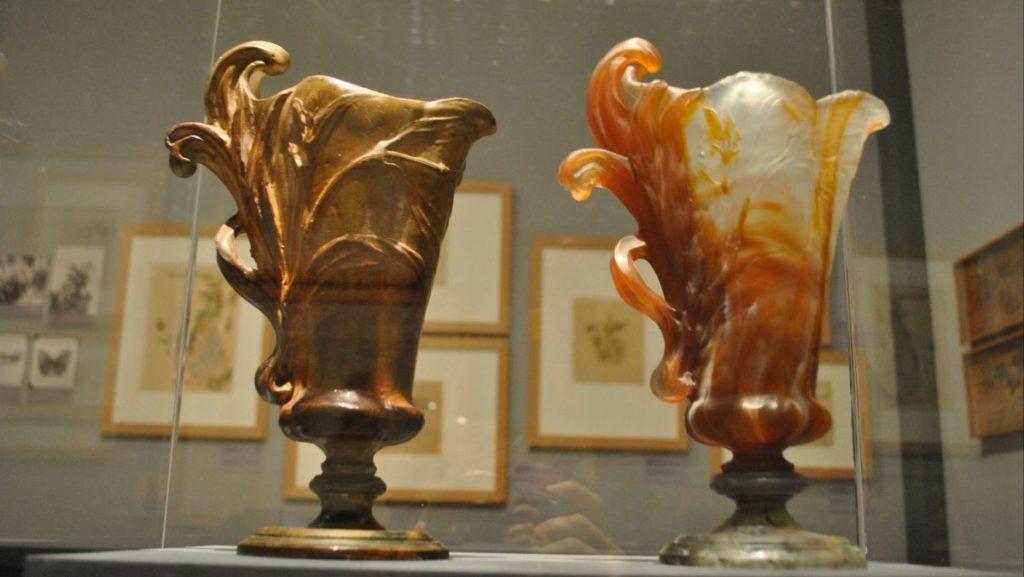 Daum et Gallé : la référence de l'art nouveau