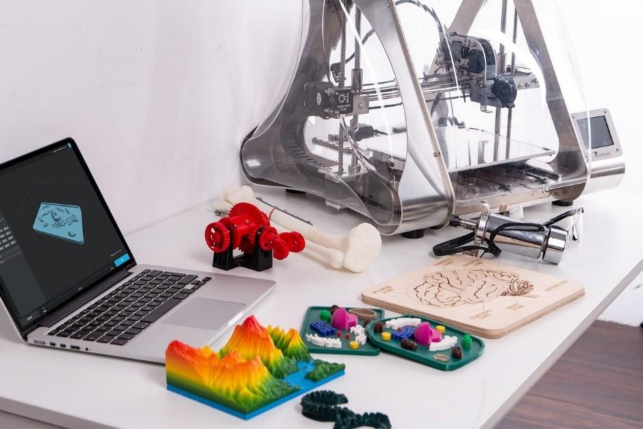 L'impression 3D, une technologie en plein essor