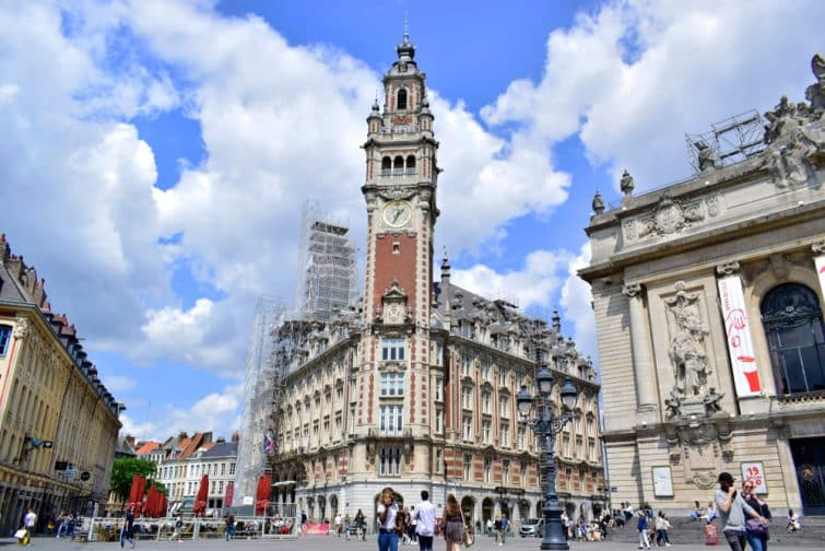 Comment Se Déplacer Dans La Ville De Lille?