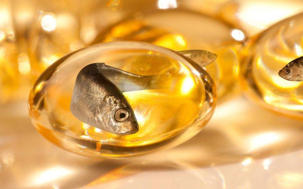 Que sont les oméga-3 d'huile de poisson?