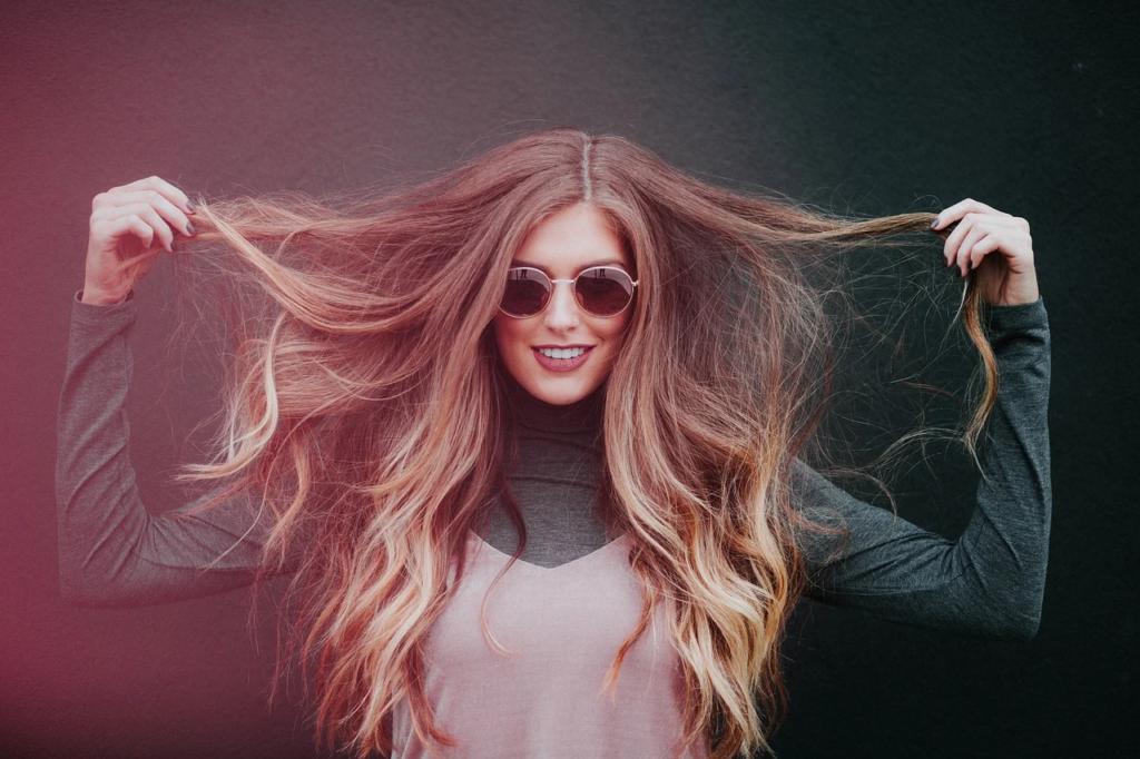 Comment changer de look de cheveux sans les couper ?