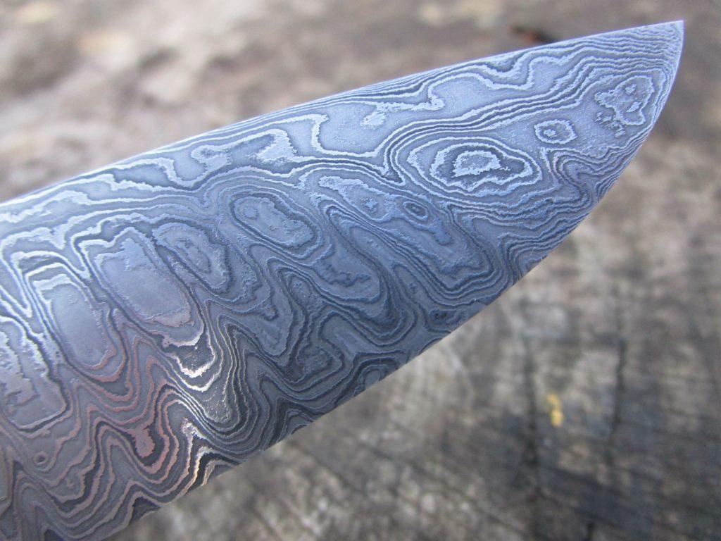 Qu'est-ce qu'un couteau Damas?