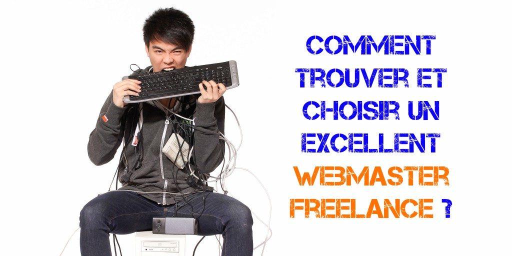 Comment choisir un webmaster ?