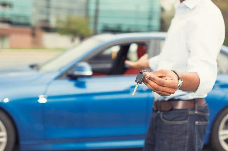 4 étapes pour vendre votre voiture