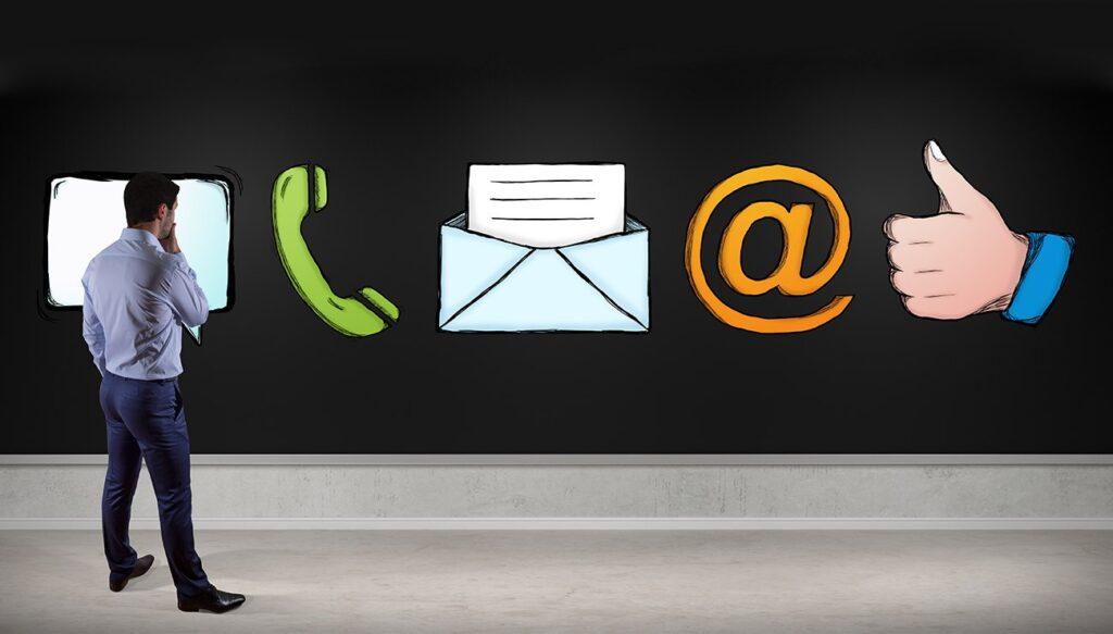 Esprit Telecom, l'installateur de ligne téléphonique