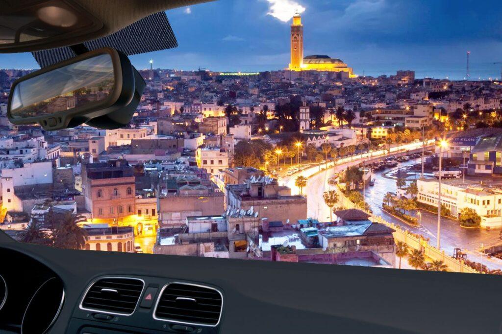 Combien coûte une location de voiture à Casablanca ?