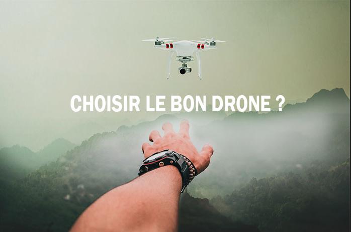 Guide d'achat de drone: comment choisir le bon drone pour vous
