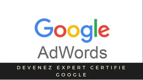Pourquoi obtenir une certification Google Ads?
